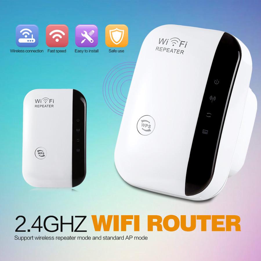 WR03 WiFi repeater - роутер, усилитель сигнала