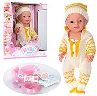 Кукла интерактивная пупс Baby Born BL009A-S UA  HN, КК