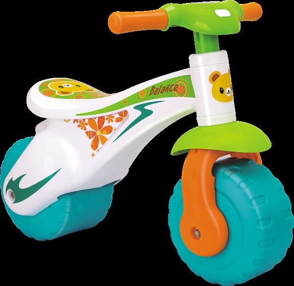 """Игрушка Huile Toys """"Беговел"""" зеленый"""