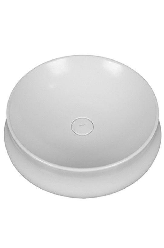 Умывальник NEWARC Elipso 50 (505050W) белый