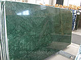 Verde Guatemala. Зеленый мрамор, фото 2