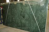 Verde Guatemala. Зеленый мрамор, фото 3
