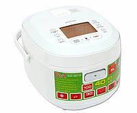 Мультиварка Rotex RMC 860-W с 3D нагревом и керамической чашей