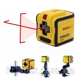 Лазерный нивелир Stanley Cubix STHT 1-77340