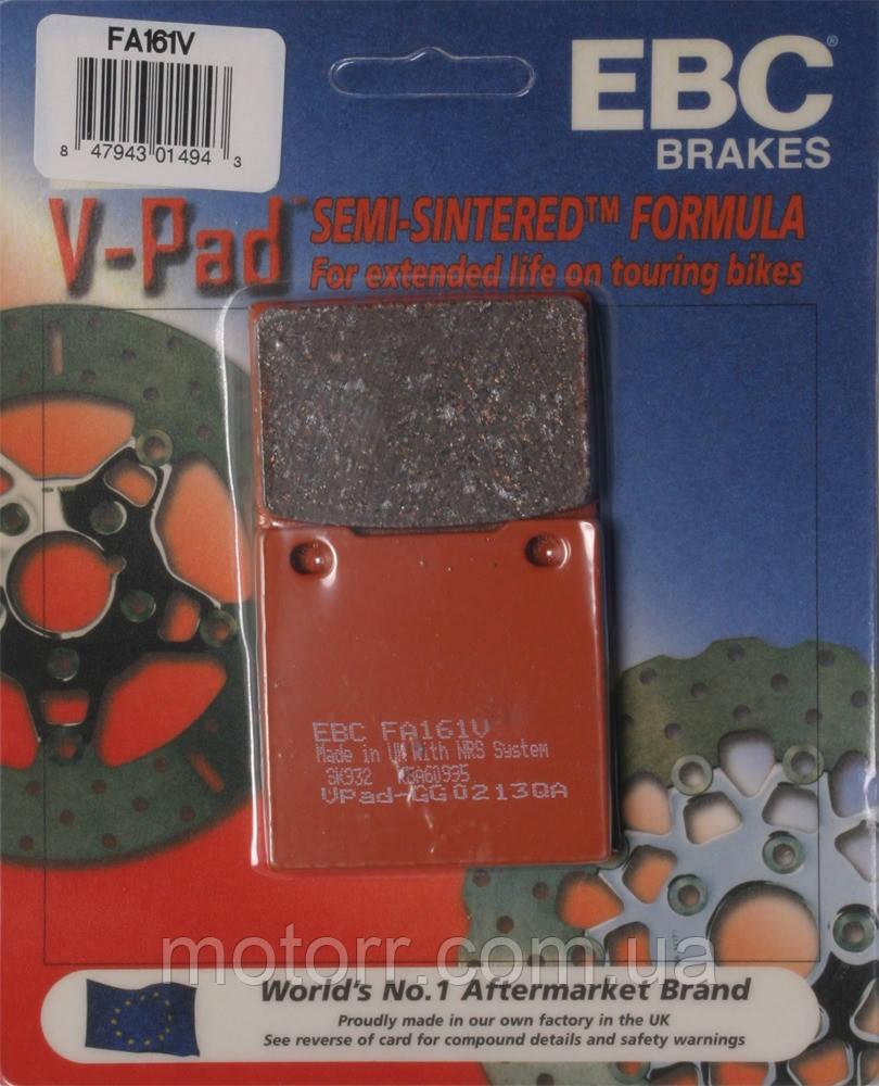 Тормозные колодки EBC FA161V