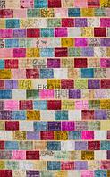 Ковер Петчворк разноцветный, фото 1