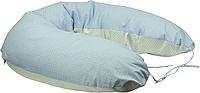 Подушка для кормления Руно Панда голубая (969БВУ_голубой)