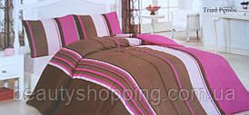 Котоновое постельное белье (семейное) Triad Турция