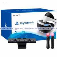 PlayStation VR + Camera v2 + PlayStation Move