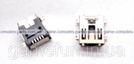 Роз'єм Mini USB PS3 для бездротового джойстик Dualshock 3 (Rev 2)