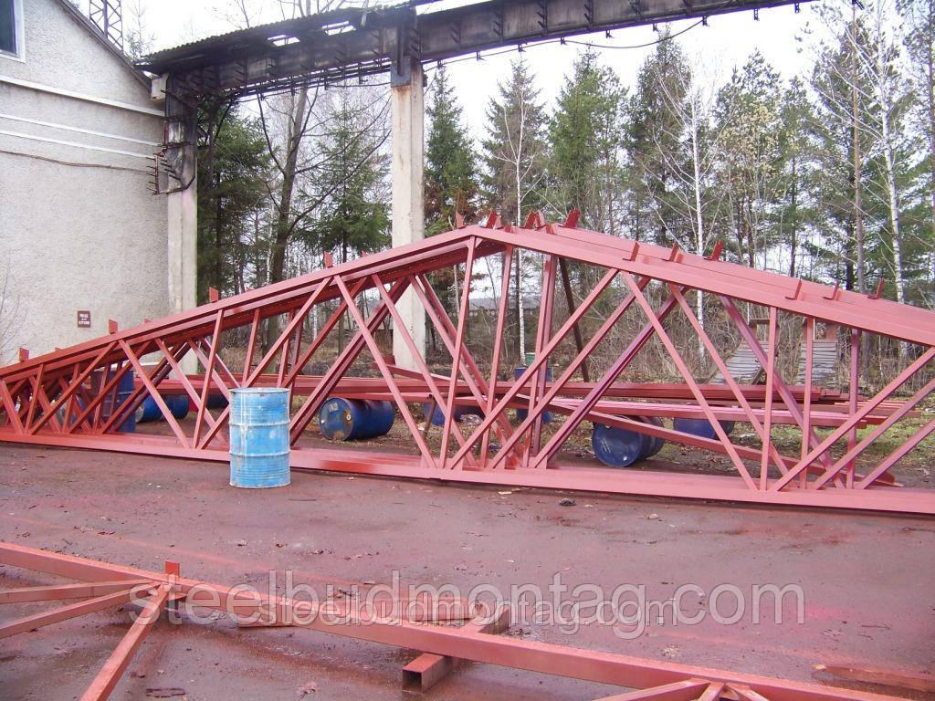 Изготовление металических конструкций под заказ.