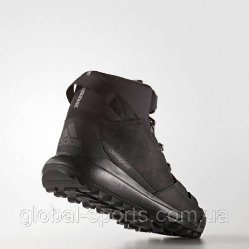 64e277a41de4 ... Мужские зимние ботинки adidas CW Winterpitch Mid CP (АРТИКУЛ AQ6571),  ...