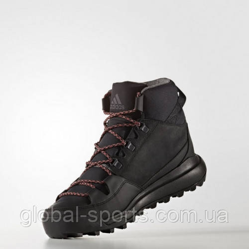2722477ee14d Мужские зимние ботинки adidas CW Winterpitch Mid CP (АРТИКУЛ AQ6571) -  Global Sport