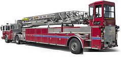 Пожарные Машины Мира Гиганты (Amercom) 1:64