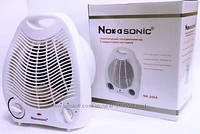Тепловентилятор обогреватель для дома FAN HEATER NK 200A+200C