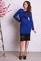 Красивое   женское платье футляр (44-48), доставка по Украине