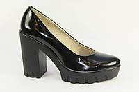 Туфли женские лаковые / Women's shoes lacquered