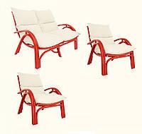 Комплект мебели Венеция, мебель для бассейна, мебель для сауны, мебель для ресторана