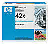 Картридж Q5942X оригинальный, для HP LJ 4250/ 4350 series