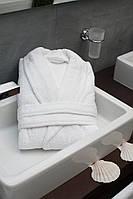 Махровый халат для ванной Marcello Bene размер М плотностью 400 г/м2