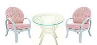 Комплект мебели МонЛайт, мебель для бассейна, мебель для сауны, мебель для ресторана
