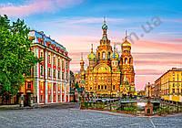 Пазлы Церковь в Санкт-Петербурге, 500 элементов Castorland В-52257