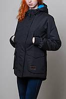 Куртка женская зимняя с капюшоном Red and Dog Penguin Bordo 4c5db02a84979