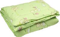 Одеяло детское шерстяное стёганное 100х140 ТМ Ярослав