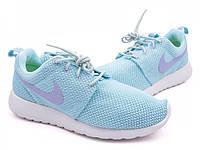 Кроссовки женские Nike Roshe run II Blue . кроссовки женские найк, кроссовки женские