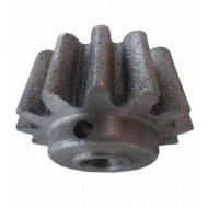 Шестерня приводу конічна чавунна до бетонозмішувача AgriMotor 13 зубів ( старого зразка )