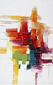 Ковер Young Multy разноцветная абстракция