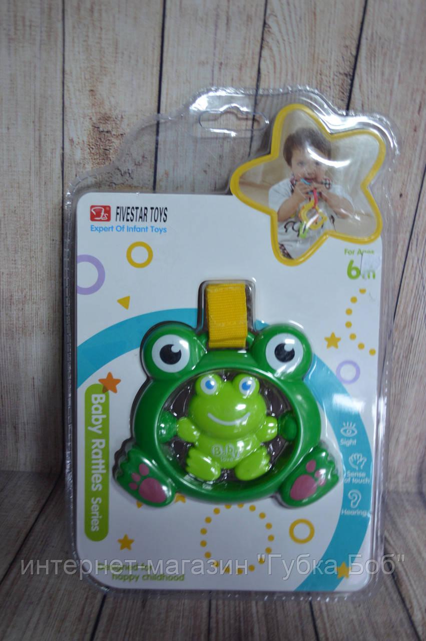 Уникальные погремушки для малышей (3 вида)