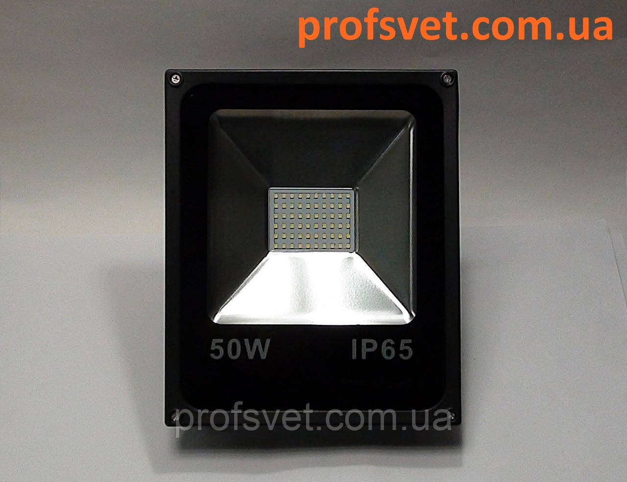 Светодиодный уличный фонарь 50 вт Basic