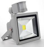 Прожектор со встроенным датчиком движения 10W