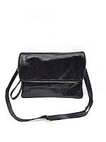 Женская сумка-клатч Vera Pelle (1527 black) leather