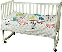 Детское постельное белье Руно Cat сатин (932Cat)