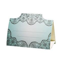 Рассадочная карточка для  банкета. RM-22