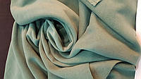 Пальтовая ткань кашемир (Светло  зелёный)