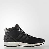 Мужские зимние кроссовки adidas ZX Flux 5/8 (АРТИКУЛ:S75945)