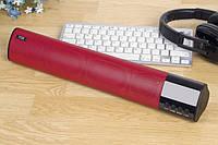 Портативная колонка Y38B Red 10 Вт, 4 динамика, FM+BT+USB! Супер Звук, фото 1