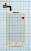 Тачскрин для Lenovo A316i, белый
