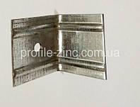 Фасадный кронштейн оцинкованный L-образный 50х50х50х2,0