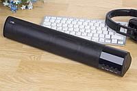 Портативная Bluetooth колонка Y38B Black 10W, USB+BT+AUX+FM! Супер Звук!