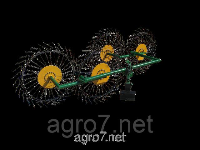 грабли тракторные солнышко фото