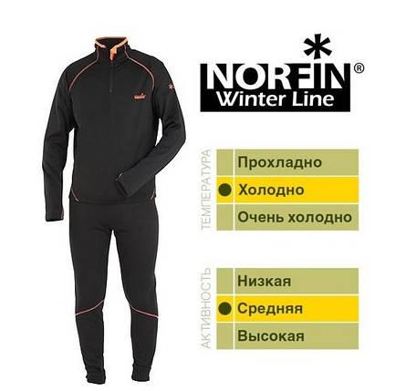 """Термобелье Norfin Winter Line, комфорт и уют, отличное качество, """"дышащий"""", для любой погоды, фото 2"""