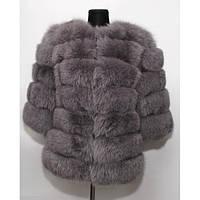 Полушубок песцовый трансформер Fur Perfect 1R-06