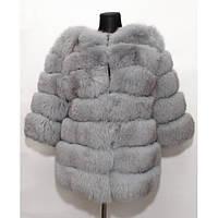Полушубок песцовый трансформер Fur Perfect 1R-03