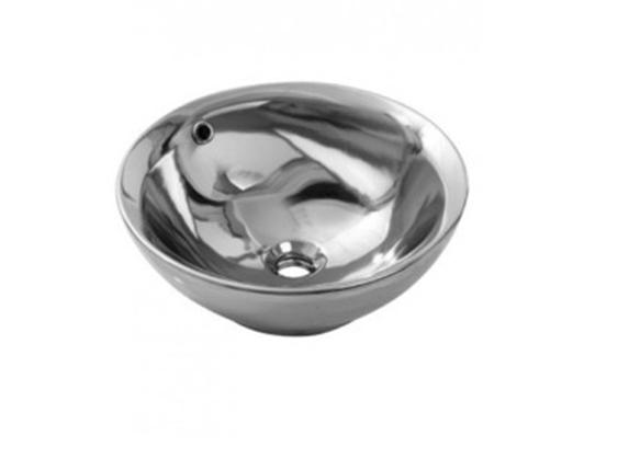 Умывальник NEWARC Newart countertop 42 (5010CR) серебро, фото 2
