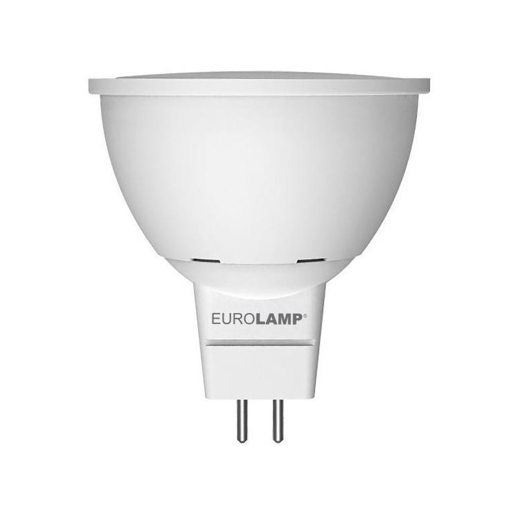 Лампочка Eko LED Euro Lamp MR16 3W GU5,3 4000К