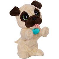 Игривый щенок Мопс. FurReal Friends от Hasbro